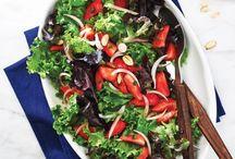 Salad Manifico / Yummo salads...