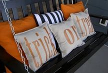 Halloween Front Porch/Yard Decor / by Sarah Ferguson