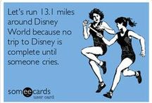 Once upon a time: 13.1 in Disney / My board for one of my ultimate goals: to run a Disney half-marathon! It also includes all kinds of other fitness and health tidbits.