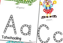 Library Storytime- ABCs