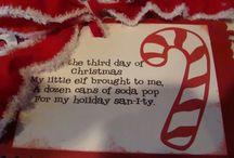 Christmas Countdown (12 days of christmas)