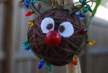 Christmas Kid Crafts/Activities