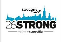 Saucony 26 Strong / Blog posts related to the Saucony 26 Strong program -- 13 females training with a veteran marathoner for their first marathon.
