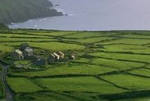 """Ireland / """"Your feet will take you where your heart is."""" - Irish Proverb"""