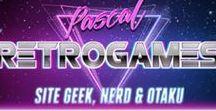 geek / Geek, Otaku, Nerd, Gaming etc