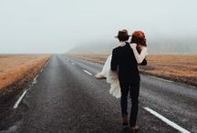 """Photography / Wedding / """"Will you come travel with me? Shall we stick by each other as long as we live?."""" Walt Whitman"""
