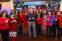 Dr. Oz Show  / Fitness and Health  / by Stacey Cole Heller