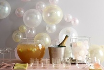 PARTY FOODS / by Cindy Hamblin-Collier