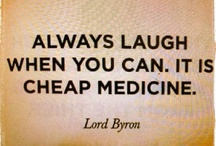 Words {To Live By & LOL}