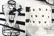 Chanel Inspired Bridal Shower / by Symmetric Swans