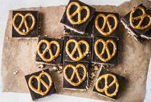 Food: Cookies, Bars and Brownies / by Symmetric Swans