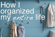 Organized space, clear mind / part of being a good wife =] / by LeeAnn Schaefer