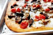 Pizza {To Bake}