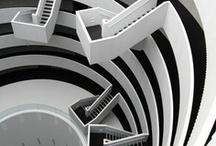 Lines & Curves | Architecture & Design / by vnu4ka
