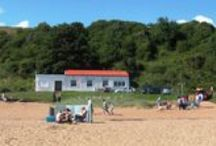 British Beaches / Our beaches are wonderful , fun places to visit