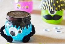 Crafts for the Littles / Kids crafts