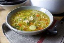 Soups & Stews / by Katie I.