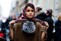 Winter style / by Elisabeth Nagy-Jones