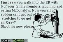 Xray humor....love my job!! / by Christina Collins