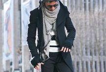 men's style / by Bianca Nicholson