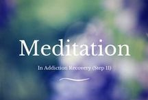 Meditation in Addicton Recovery Rehab / The benefits of meditation are many. Often just being able to sit still is a difficult task, especially in early sobriety. Being still, learning to watch your thoughts and feelings come and go like ocean waves create a new awareness and understanding of who you really are. https://www.serenityvista.com/program-elements/meditation/