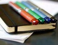 novelist // write / Someday I'll be an author.
