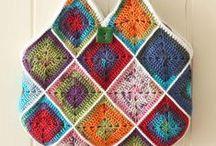 Crochet bags, totes, & purses / Crochet bags, totes, & purses