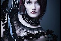 Gothic Inspiration / Gothic Inspiration: fashion, furniture, wedding, jewelry, accesories, style, clothing, architecture, photography