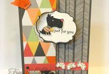 Dog Cards / cute dog cards