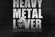 Hard`N Heavy Tunes / Metal Music. All sorts of it.