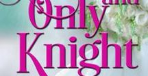 Inspiration for My One and Only Knight / Inspiration for My One and Only Knight, a light hearted time travel romance, featuring Aunt Pittypat