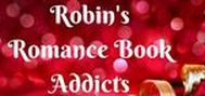 Robin's Romance Addicts Author Showcase on Mewe.com / Here's you'll find all the fantastic authors who are a part of my Robin's Romance Book Addicts group on Mewe! Come on over and join our fun, interactive group.  We have games, contests, and news about new releases and upcoming works.  You'll find authors from all different romance genres, so there's something for everyone!  Here's the link: mewe.com/join/robins_romance_book_addicts