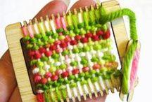 spinning & weaving / by obeseparrot