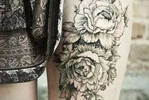 Inked & Pierced / by Kristin Ali