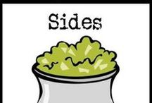 Side Dish Recipes / by Cavegirl Cuisine