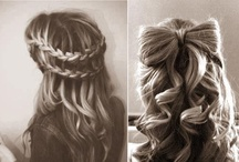 Hairstyles! / by Paige Berschet