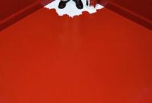 Red / by Vladimir Kursov