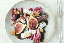 eat::starters. sides. salads / by Christina Harley