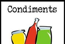 Condiment, Sauce, & Dressing Recipes / paleo, gluten-free, and grain-free recipes for condiments, sauces, & dressings / by Cavegirl Cuisine