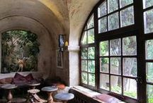 floor to ceiling / spaces that inspire / by VIOLA LOVELY