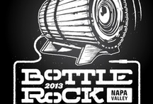 Bottle Rock Musicians / The musicians playing BottleRock Music Festival in Napa May 9-12! / by Jordan Auleb
