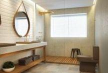 ●●● Bathroom / Ideias para projeto de banheiros