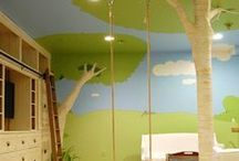 Playroom! / by Shannon Rosier