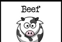 Beef Recipes / paleo, gluten-free, and grain-free recipes containing beef / by Cavegirl Cuisine
