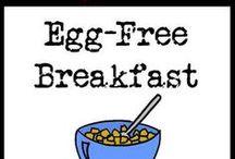 Egg-Free Breakfast Recipes / paleo, gluten-free, and grain-free egg-free breakfast recipes