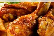 Chicken Recipes / by Tami Mazzella