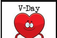 Valentine's Day Recipes / paleo, gluten-free, and grain-free recipes for valentine's day!