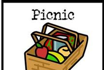 Picnic Recipes / a board that contains paleo, gluten-free, and grain-free picnic recipes from cavegirlcuisine.com #paleopicnic / by Cavegirl Cuisine