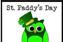 St. Paddy's Day / Paleo and gluten-free recipes perfect for St. Patrick's Day.