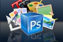 Photoshop / Adobe Photoshop, tutorials